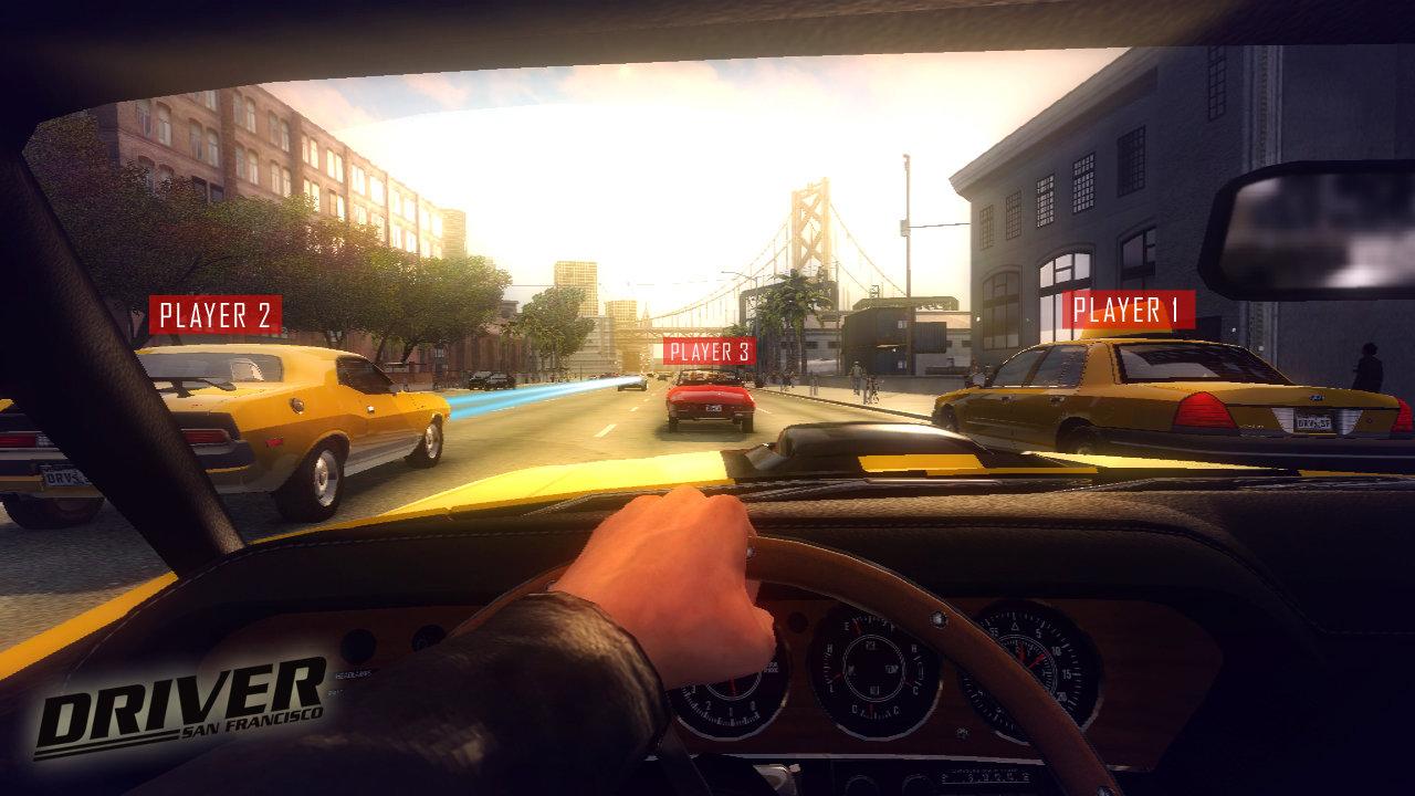 City driver online games