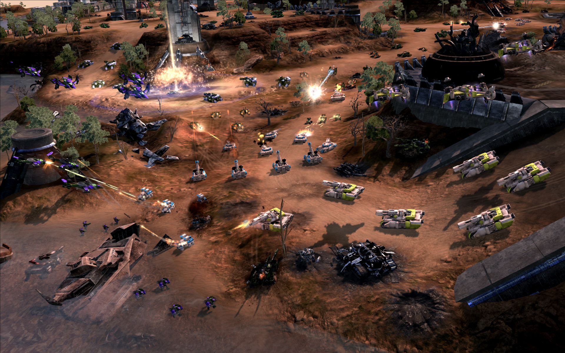 Real time strategy games online war free