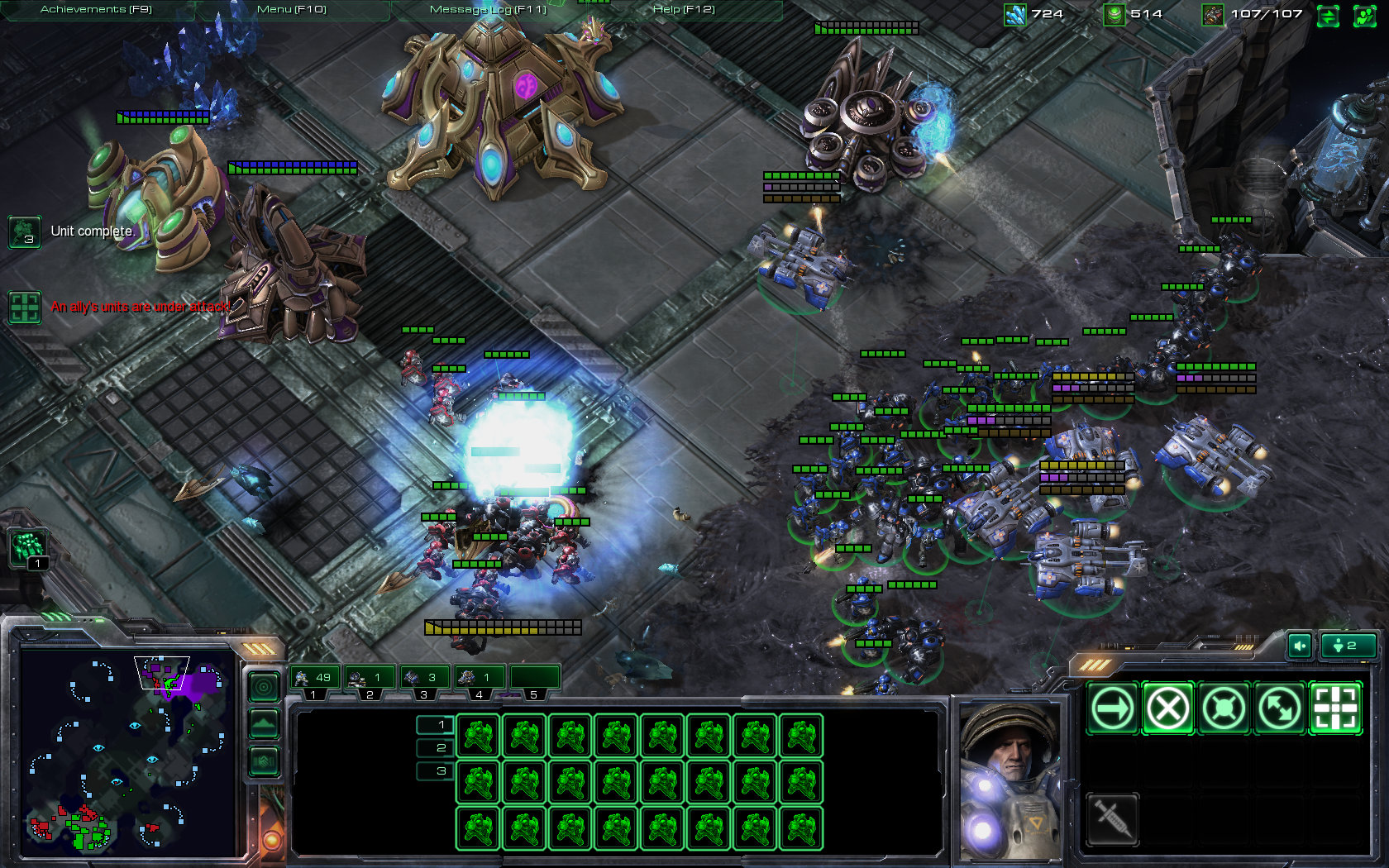 starcraft 2 | GamezRoomX