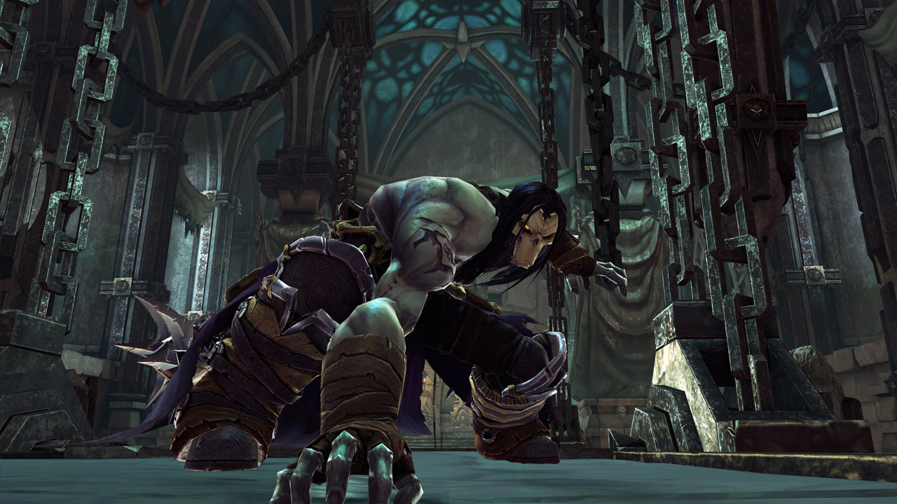 Darksiders 2 save